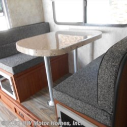 2018 Travel Lite FALCON  22 RK - Dinette Slide  - Travel Trailer New  in Canton MI For Sale by HW Motor Homes, Inc. call 800-334-1535 today for more info.