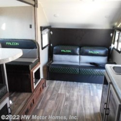 2019 Travel Lite Falcon 24 RBK  - Grand  Turismo  - Travel Trailer New  in Canton MI For Sale by HW Motor Homes, Inc. call 800-334-1535 today for more info.