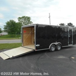 2019 Stealth Titan - MUSTANG  Series 8520  -   #10400  - Car Hauler New  in Canton MI For Sale by HW Motor Homes, Inc. call 800-334-1535 today for more info.