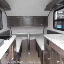 2018 Aliner Ascape ' CAMP '  - Travel Trailer New  in Canton MI For Sale by HW Motor Homes, Inc. call 800-334-1535 today for more info.