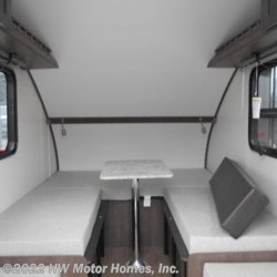 2018 Aliner Ascape ' MT '  - Travel Trailer New  in Canton MI For Sale by HW Motor Homes, Inc. call 800-334-1535 today for more info.