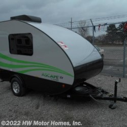 New 2018 Aliner Ascape ' MT ' For Sale by HW Motor Homes, Inc. available in Canton, Michigan