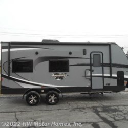 "2018 Livin' Lite VRV 720  - Taller 8 ""  - Toy Hauler New  in Canton MI For Sale by HW Motor Homes, Inc. call 800-334-1535 today for more info."
