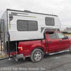 New 2019 Travel Lite Truck Campers Super  Lite  700 - Sofa - GREYHOUND  Ext. For Sale by HW Motor Homes, Inc. available in Canton, Michigan