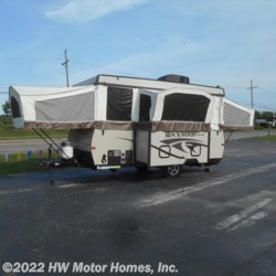 Used 2013 Forest River Rockwood High Wall - High Wall 276 - Toilet & Shower For Sale by HW Motor Homes, Inc. available in Canton, Michigan