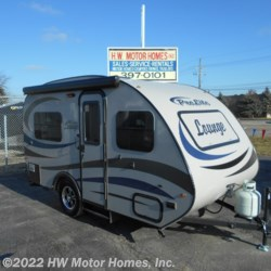 New 2019 ProLite Lounge For Sale by HW Motor Homes, Inc. available in Canton, Michigan