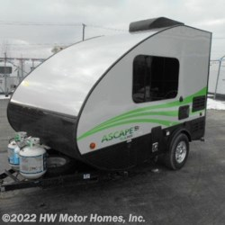 New 2018 Aliner Ascape ' S T  ' For Sale by HW Motor Homes, Inc. available in Canton, Michigan