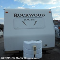 2011 Rockwood  - Travel Trailer Used  in Canton MI For Sale by HW Motor Homes, Inc. call 800-334-1535 today for more info.