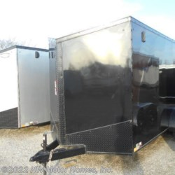 New 2019 Impact Trailers Tremor 714  Black-Out Pkg.  7' tall For Sale by HW Motor Homes, Inc. available in Canton, Michigan
