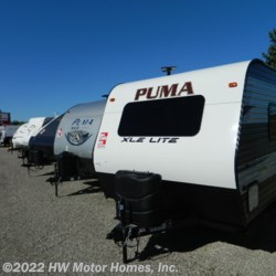 2020 Palomino Puma XLE Lite 20RLC  - Travel Trailer New  in Canton MI For Sale by HW Motor Homes, Inc. call 800-334-1535 today for more info.