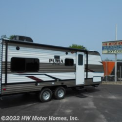 New 2020 Palomino Puma XLE Lite 20RLC For Sale by HW Motor Homes, Inc. available in Canton, Michigan