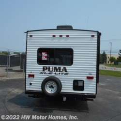 HW Motor Homes, Inc. 2020 Puma XLE Lite 20RLC  Travel Trailer by Palomino | Canton, Michigan