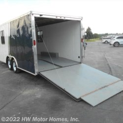 HW Motor Homes, Inc. 2014 8522 WEDGE - A/C - AWNING  Car Hauler Trailer by Interstate | Canton, Michigan