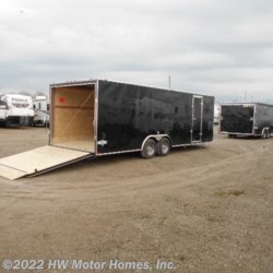 HW Motor Homes, Inc. 2019 Mustang -  8524  -   #10400 G.V.W.R.  Car Hauler Trailer by Stealth | Canton, Michigan