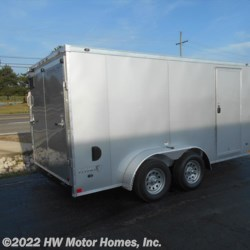 2018 Stealth Titan SE 714  -  H. D. FRAME  - Cargo Trailer New  in Canton MI For Sale by HW Motor Homes, Inc. call 800-334-1535 today for more info.