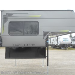 New 2020 Travel Lite Super Lite 625  - .040 CHARCOAL Ext. For Sale by HW Motor Homes, Inc. available in Canton, Michigan