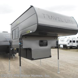 2020 Travel Lite Super Lite 625  - .040 CHARCOAL Ext.  - Truck Camper New  in Canton MI For Sale by HW Motor Homes, Inc. call 800-334-1535 today for more info.