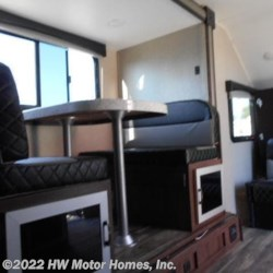 HW Motor Homes, Inc. 2019 Falcon 24 RBK  - Grand  Turismo  Travel Trailer by Travel Lite | Canton, Michigan