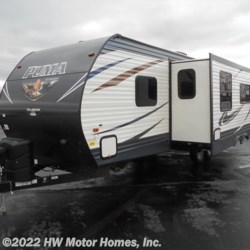 New 2017 Palomino Puma 28RBQS For Sale by HW Motor Homes, Inc. available in Canton, Michigan
