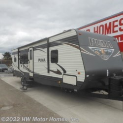 New 2016 Palomino Puma 30RKSS For Sale by HW Motor Homes, Inc. available in Canton, Michigan