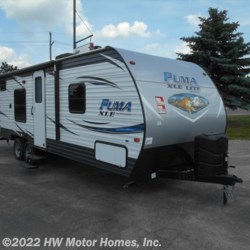 New 2019 Palomino Puma XLE 27 FQC For Sale by HW Motor Homes, Inc. available in Canton, Michigan