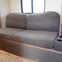 2013 Skyline Bobcat 170 series -  Sofa Slide - 7 ' Wide  - Travel Trailer Used  in Canton MI For Sale by HW Motor Homes, Inc. call 800-334-1535 today for more info.