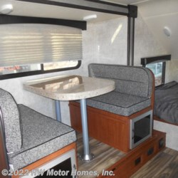 2017 Travel Lite Falcon FALCON  21 RB - Dinette Slide  - Travel Trailer New  in Canton MI For Sale by HW Motor Homes, Inc. call 800-334-1535 today for more info.