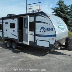 New 2019 Palomino Puma XLE 20 RDC For Sale by HW Motor Homes, Inc. available in Canton, Michigan
