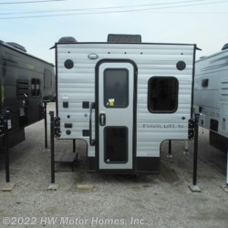 New 2019 Travel Lite Super Lite 625  -  Greyhound Silver Ext. For Sale by HW Motor Homes, Inc. available in Canton, Michigan