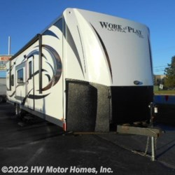 Used 2015 Forest River Work and Play 275ULSBS For Sale by HW Motor Homes, Inc. available in Canton, Michigan