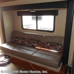 2015 Forest River Work and Play 275ULSBS  - Toy Hauler Used  in Canton MI For Sale by HW Motor Homes, Inc. call 800-334-1535 today for more info.