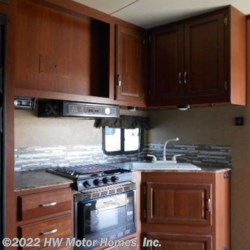 HW Motor Homes, Inc. 2015 Work and Play 275ULSBS  Toy Hauler by Forest River | Canton, Michigan