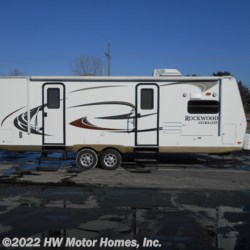 Used 2011 Forest River Rockwood Ultra Lite 2608SS For Sale by HW Motor Homes, Inc. available in Canton, Michigan