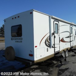 HW Motor Homes, Inc. 2011 Rockwood Ultra Lite 2608SS  Travel Trailer by Forest River | Canton, Michigan