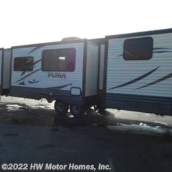 New 2019 Palomino Puma 32RBFQ For Sale by HW Motor Homes, Inc. available in Canton, Michigan