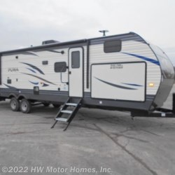 New 2019 Palomino Puma 32FBQS For Sale by HW Motor Homes, Inc. available in Canton, Michigan