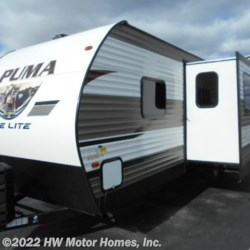 New 2019 Palomino Puma XLE Lite 27RBQC - Double Double B.H. - Superslide For Sale by HW Motor Homes, Inc. available in Canton, Michigan