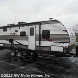 New 2019 Palomino Puma XLE Lite 24BHC For Sale by HW Motor Homes, Inc. available in Canton, Michigan