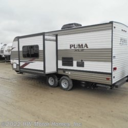 New 2019 Palomino Puma XLE Lite 21FBC For Sale by HW Motor Homes, Inc. available in Canton, Michigan