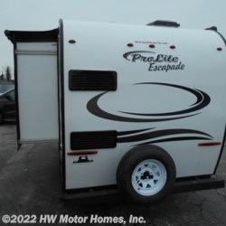 HW Motor Homes, Inc. 2019 Escapade  Travel Trailer by ProLite | Canton, Michigan