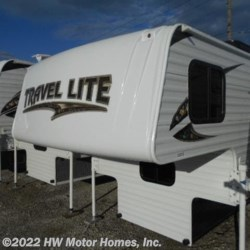 New 2018 Travel Lite Truck Campers Super  Lite  700 - Sofa For Sale by HW Motor Homes, Inc. available in Canton, Michigan