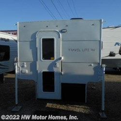 New 2019 Travel Lite Truck Campers 770  SL - Large Closet For Sale by HW Motor Homes, Inc. available in Canton, Michigan