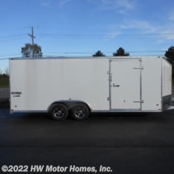 New 2017 Stealth Super Lite 85 20   ALUMINUM  Car Hauler For Sale by HW Motor Homes, Inc. available in Canton, Michigan