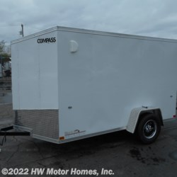HW Motor Homes, Inc. 2020 Conquest 610 Ramp  Cargo Trailer by Formula | Canton, Michigan