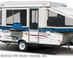 Stock Image for 2010 Coachmen Clipper Classic 1285 SST (options and colors may vary)