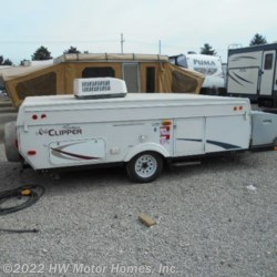2010 Coachmen Clipper Classic 1285 SST  - Popup Used  in Canton MI For Sale by HW Motor Homes, Inc. call 800-334-1535 today for more info.