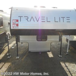 HW Motor Homes, Inc. 2019 Truck Campers 700SL  Truck Camper by Travel Lite | Canton, Michigan