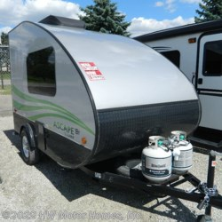 2018 Aliner Ascape ' S T  '  - Travel Trailer New  in Canton MI For Sale by HW Motor Homes, Inc. call 800-334-1535 today for more info.