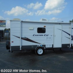 Used 2014 Palomino Canyon Cat 17QBC For Sale by HW Motor Homes, Inc. available in Canton, Michigan