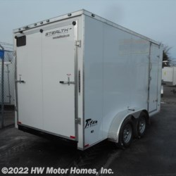 2017 Stealth Titan TITAN  SE 714  -  7'  Height  -  Ramp  - Cargo Trailer New  in Canton MI For Sale by HW Motor Homes, Inc. call 800-334-1535 today for more info.